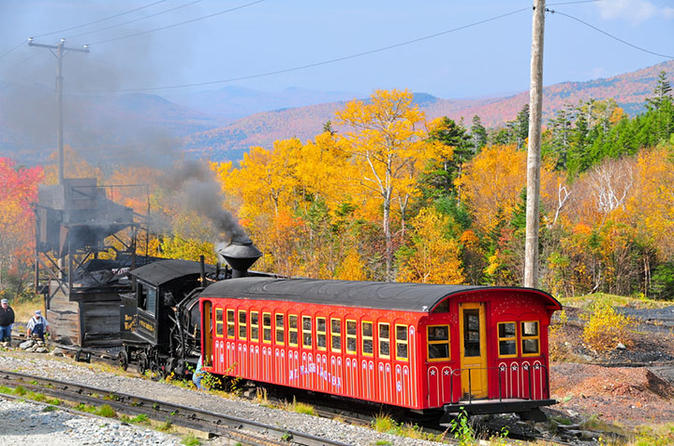 Day trip to mt washington cog railroad from southern nh in manchester 238414