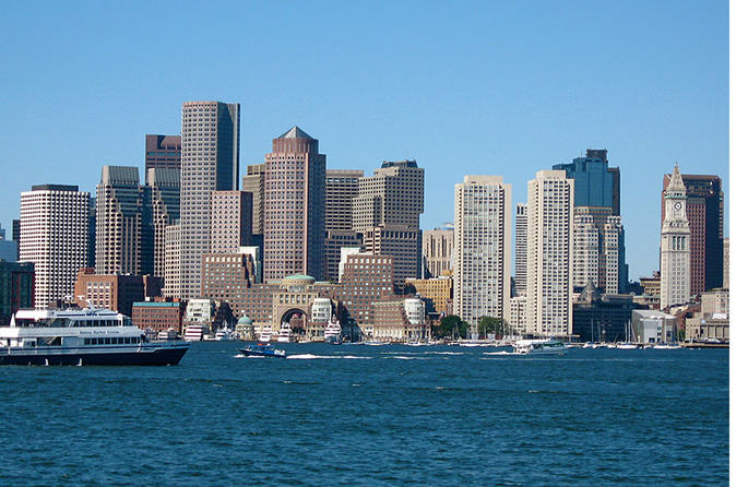 Full Day Boston City Tour from New Hampshire
