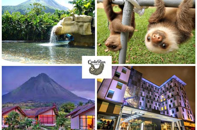 Costa Rica Pure Nature 7 days - 6 Nights