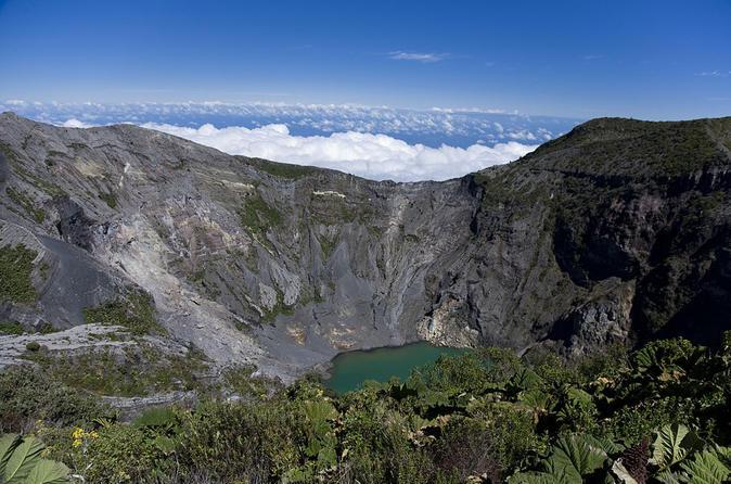 Prussia Park and Irazu Volcano