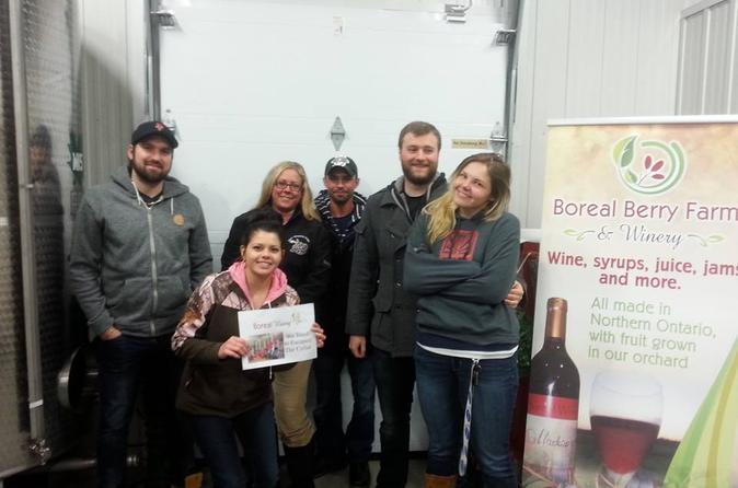 Boreal Winery Escape: The Great Cellar Escape Room Game