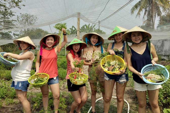 Farm to table healthy cooking class from ho chi minh city in ho chi minh city 632908