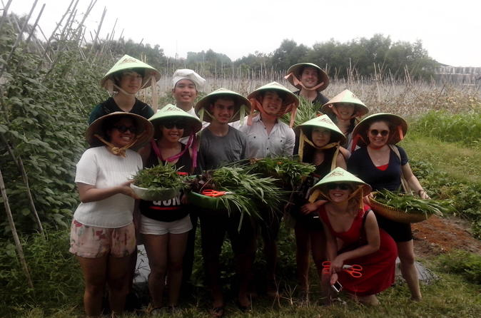 Ho Chi Minh City Full Day Cooking Class with City Tour