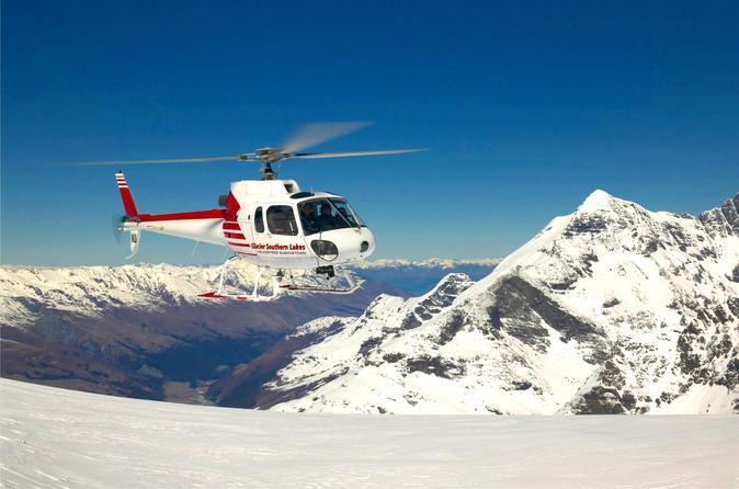 30-Minute Alpine Scenic Flight from Queenstown