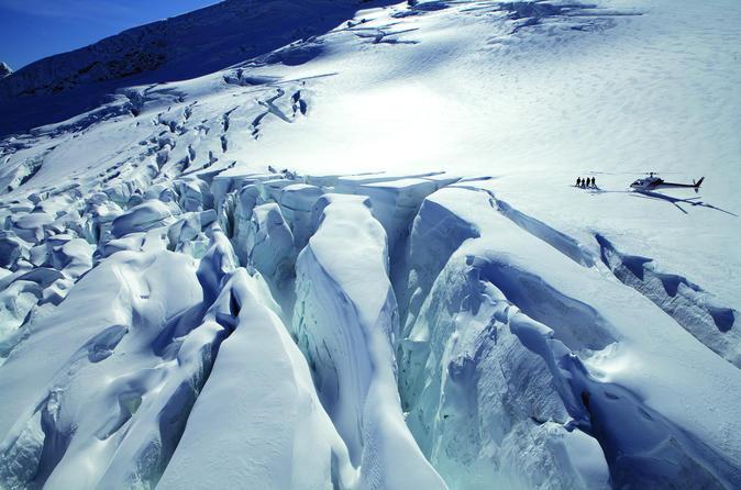 50-Minute Glacier Explorer Flight from Queenstown