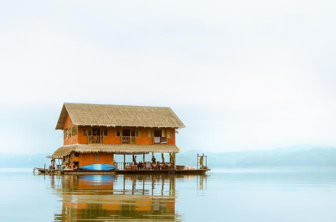 4-Day Lake Safari Thailand from Bangkok - Khao Laem National Park and River Kwai Bridge