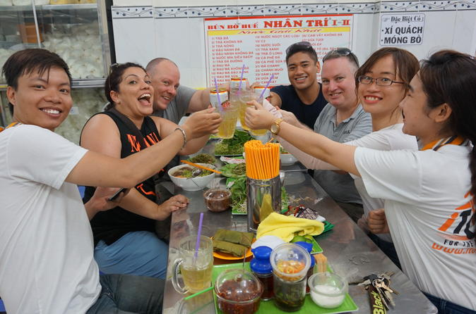 Food Tour of Ho Chi Minh City in Vietnam Asia