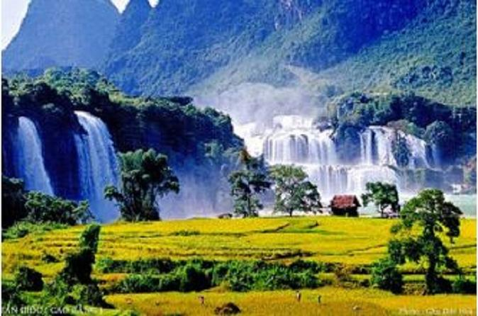4-Day Northern Vietnam Tour Including Halong Bay Cruise and Ba Be National Park