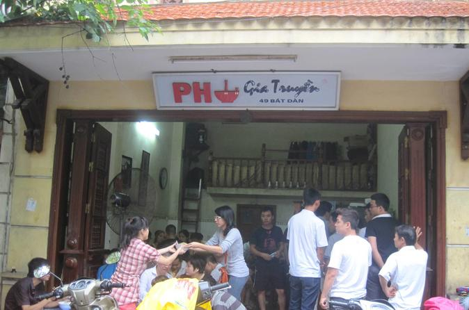 Private Half-Day Hanoi Food Tour