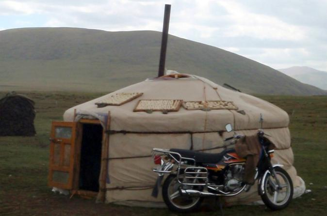 4-Day Mongolia Mountain Bike Odyssey Tour