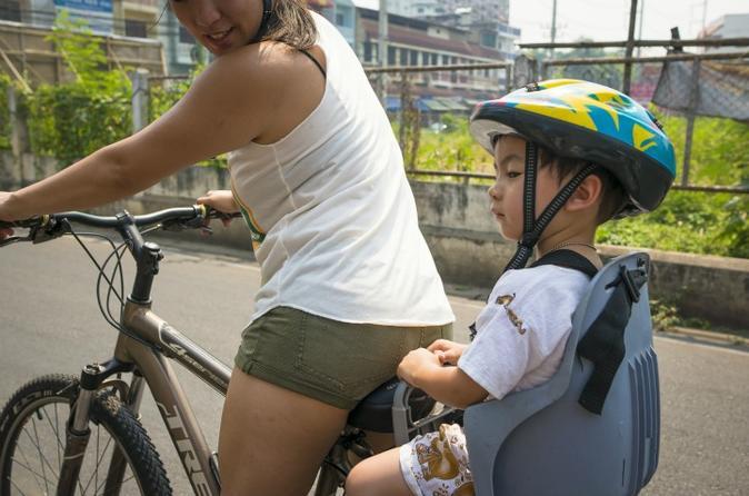 Familienabenteuer mit dem Fahrrad