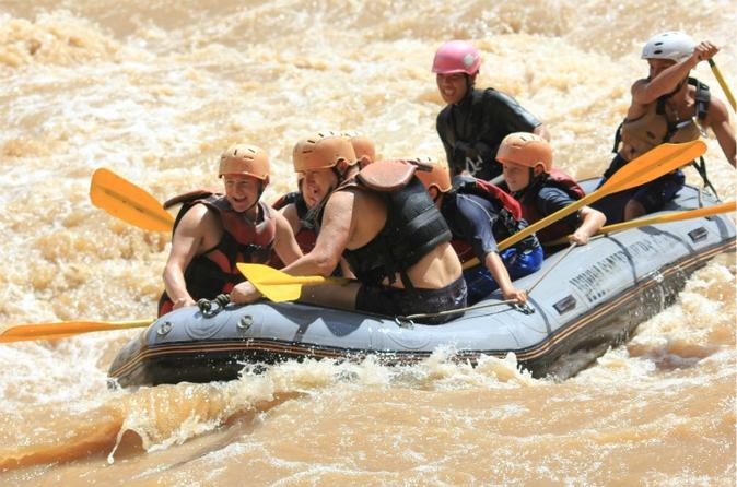 Chiang Mai Rafting and Cycling Adventure