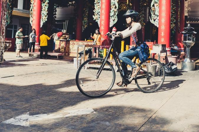 Explore Bangkok's Chinatown by Bicycle""