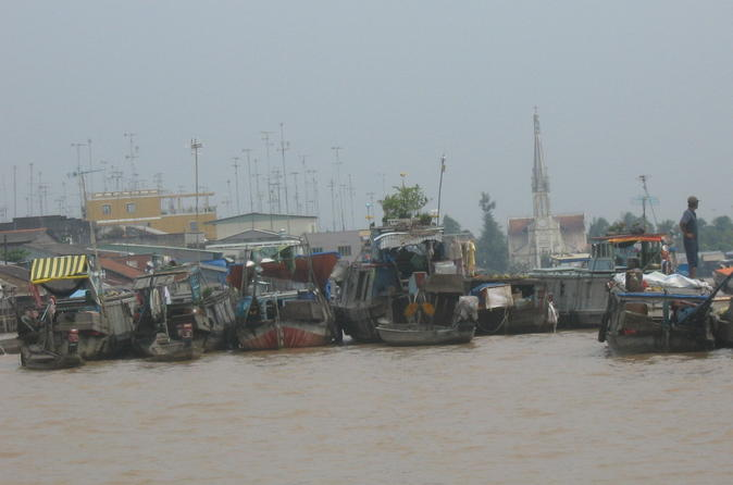 Full Day Cai Be Floating Market Tour from Ho Chi Minh City