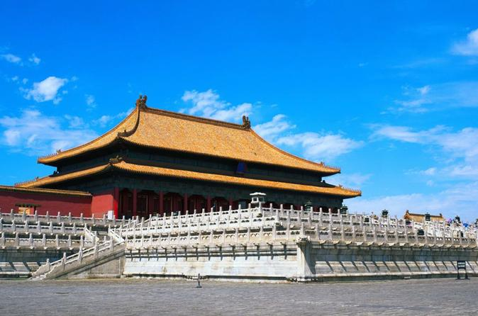 2 Days Forbidden City & Great Wall at Mutianyu Bus Group Tour