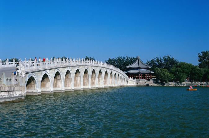 3 Days Forbidden City & Mutianyu Great Wall Bus Group Tour