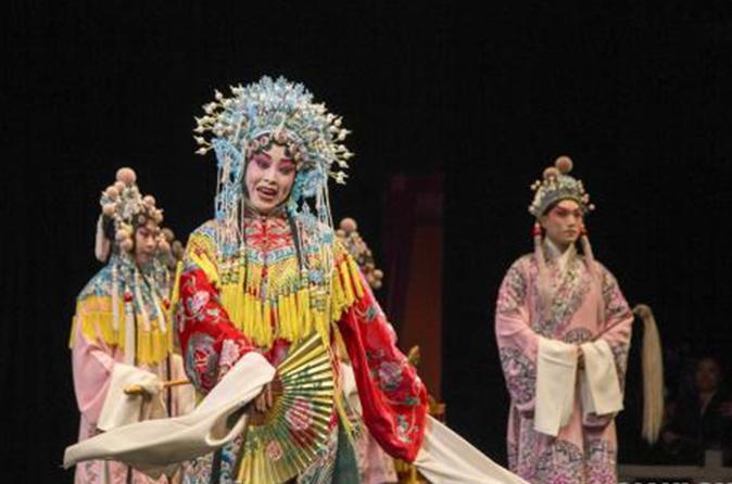 Beijing Opera show Group Bus Tour