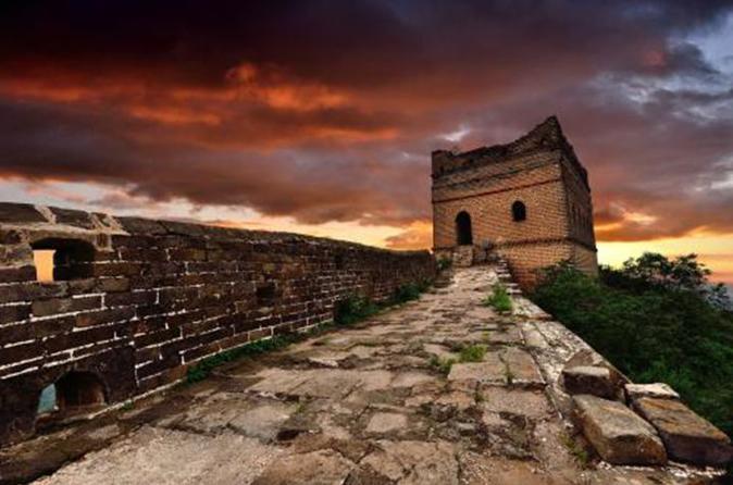 Jinshanling Great Wall Group Bus Tour
