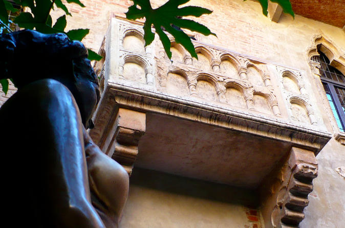 The Legend of Romeo and Juliet Mystery Tour in Verona Italy, Europe