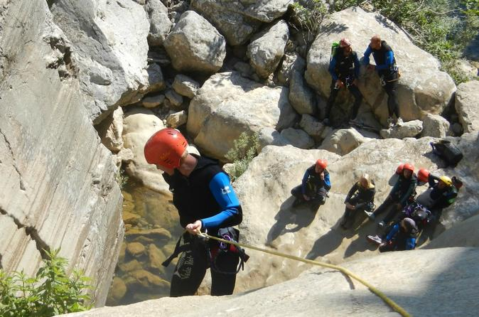 Adrenaline break canyoning and rafting overnight stay in kotor 197580