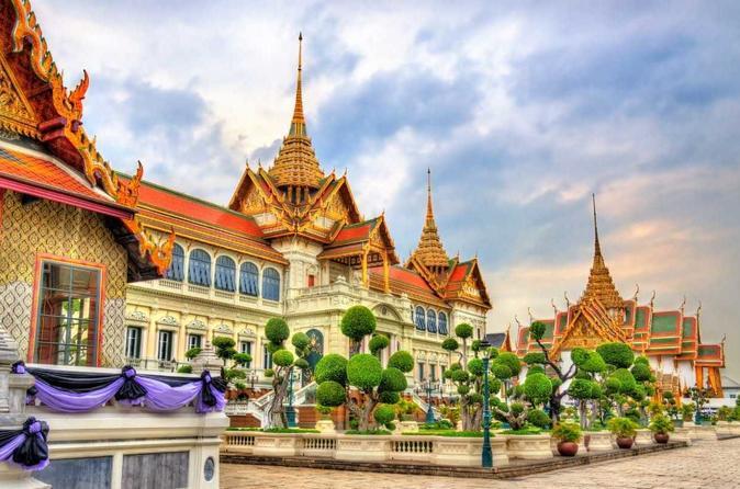 Amazing Bangkok Tour einschließlich Royal Grand Palace, Wat Phra Keo und Wat Arun