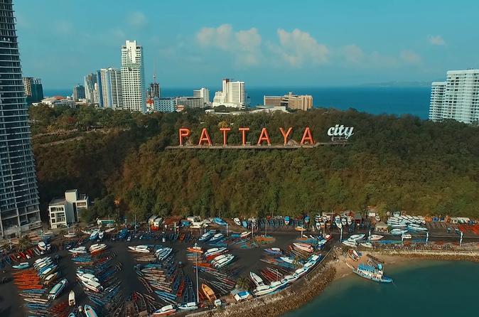 Pattaya-Aussichtspunkt-Stadtrundfahrt