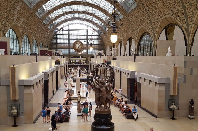 Musée d'Orsay Small-Group Tour