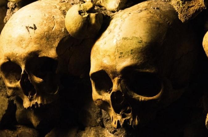 Private Tour of the Paris Catacombs