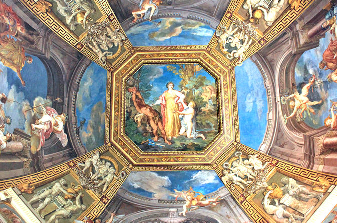 Skip the Line Wheelchair Accessible Private Vatican & Sistine Chapel Guided Tour