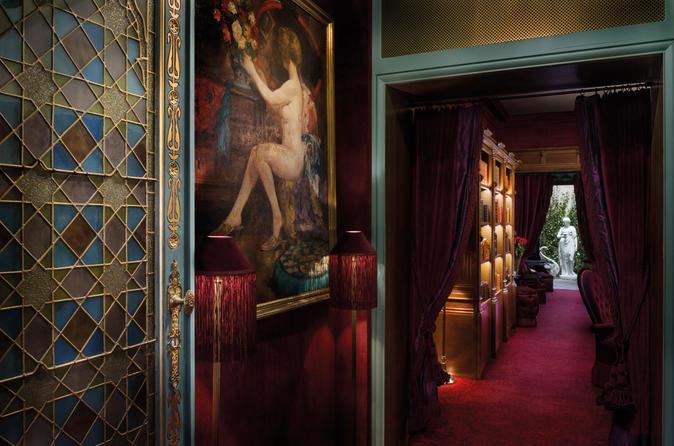 Scandalous Paris-Belle Epoque Brothels & Courtesans