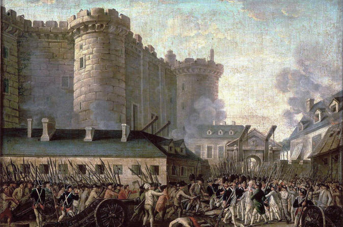 Stories And Secrets Of The French Revolution - 3-Hour Walking Tour - Paris