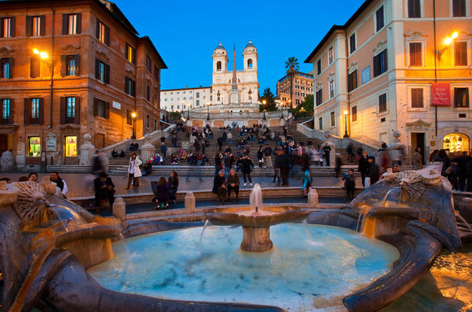 Ghost Hunting: Semi-Private Night Walking Tour of Rome