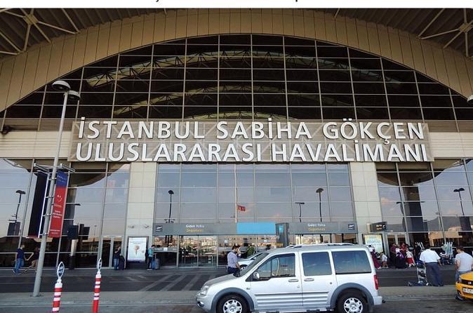 Istanbul Sabiha Gokcen Airport Transfer