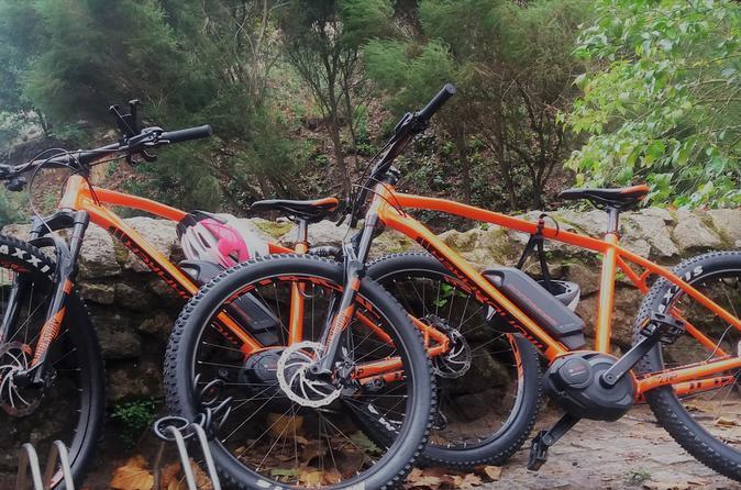 Trail e-Bike Couple Guided Tour