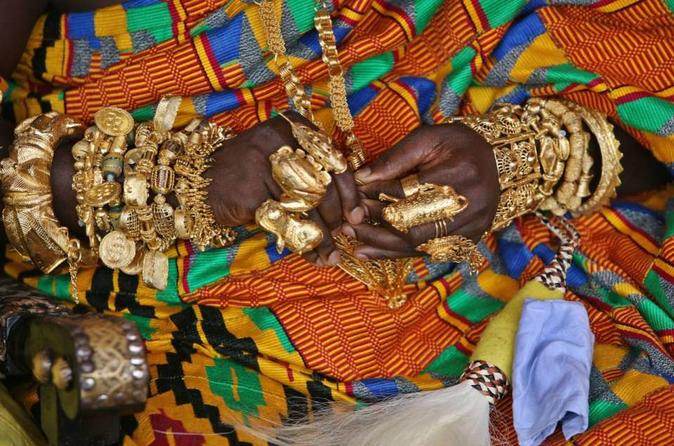 ASHANTI REGION TOUR BY PRIVATE CAR FROM ACCRA