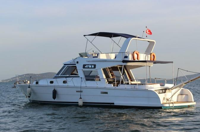 Istanbul 4-Hours Private Yatch Tour