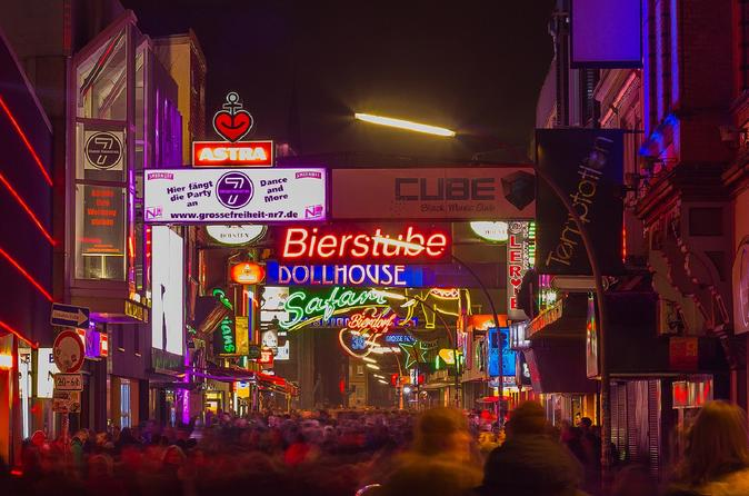 Sex, Sin, Party & Crime - Reeperbahn Tour