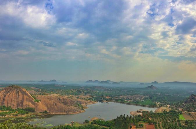 Sholay Adventure Cycling & Trekking Tour around Bangalore