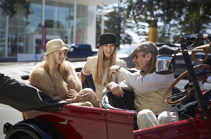 Napier vintage car tour including car museum in napier 362121