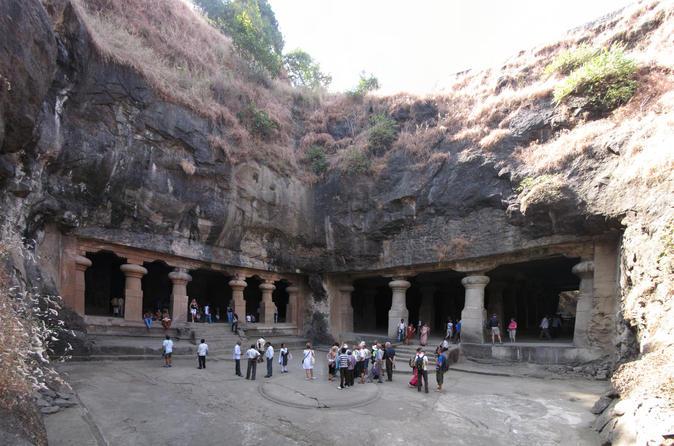 Elephanta Caves Tour from Mumbai