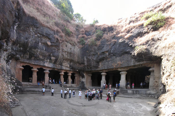 Private Elephanta Caves Tour