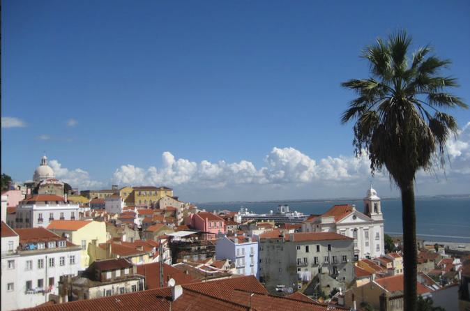 Lisbon walking tailored private tour (Full day)