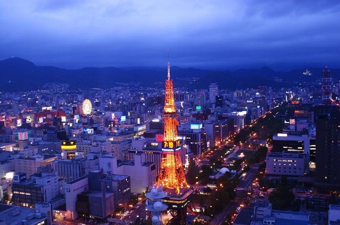 Sapporo Taxi Day Tour