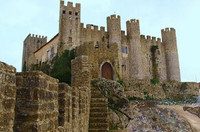 Alcobaça, Batalha, Nazaré, and Obidos Day Tour