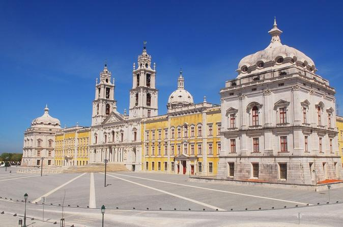 Mafra and Ericeira Private Day Trip from Lisbon