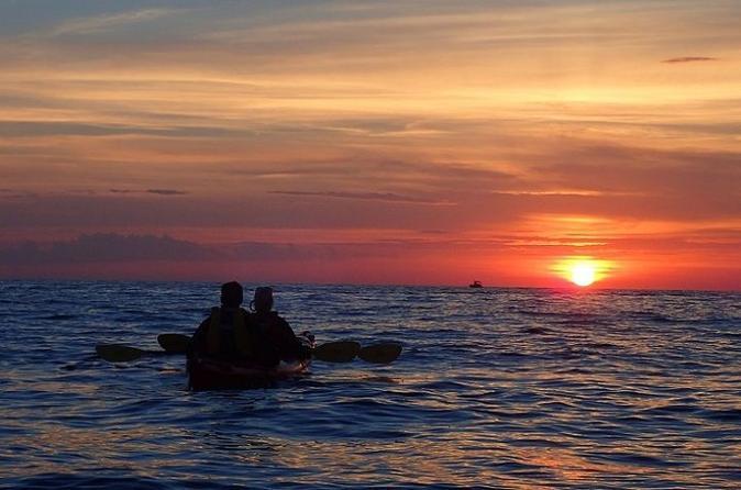 Half day sea kayaking rhodes in rhodes 358169