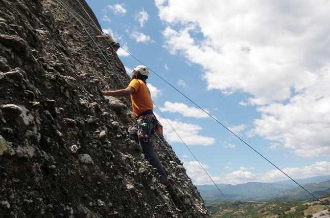 Rock climbing in meteora in kalabaka 297002