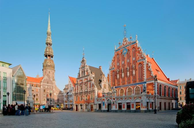 Private walking tour of riga old town in r ga 220285