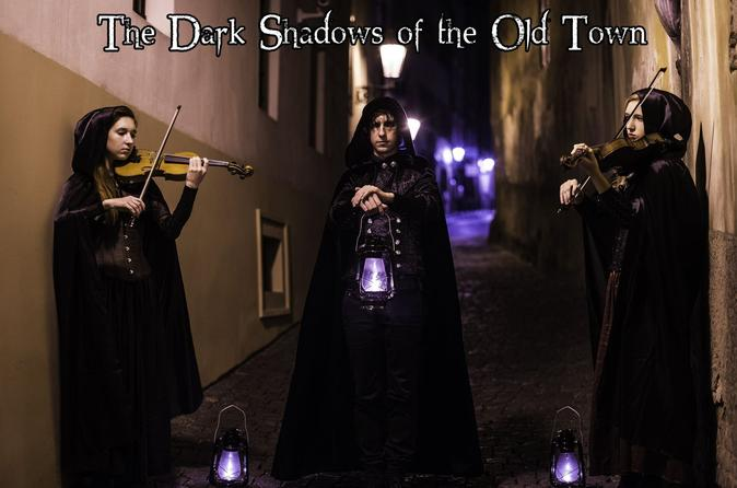 Prague Old Town Ghosts and Mysteries Walking Night Tour