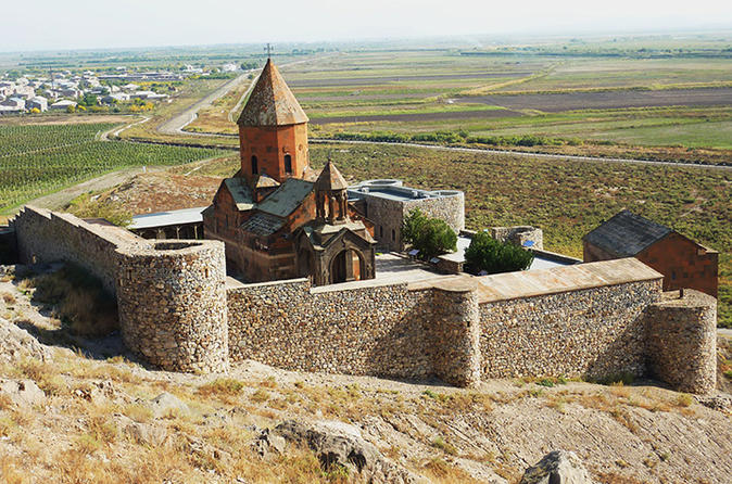 Private tour to Khor Virap with guide